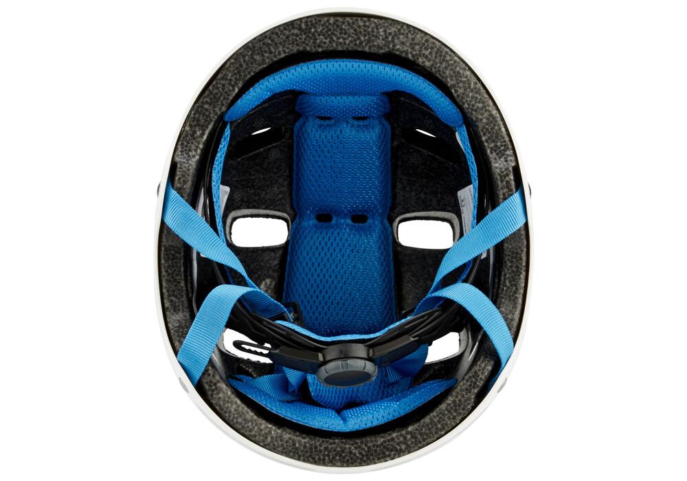 abus scraper kid 2 0 helmet polar matt online kaufen. Black Bedroom Furniture Sets. Home Design Ideas